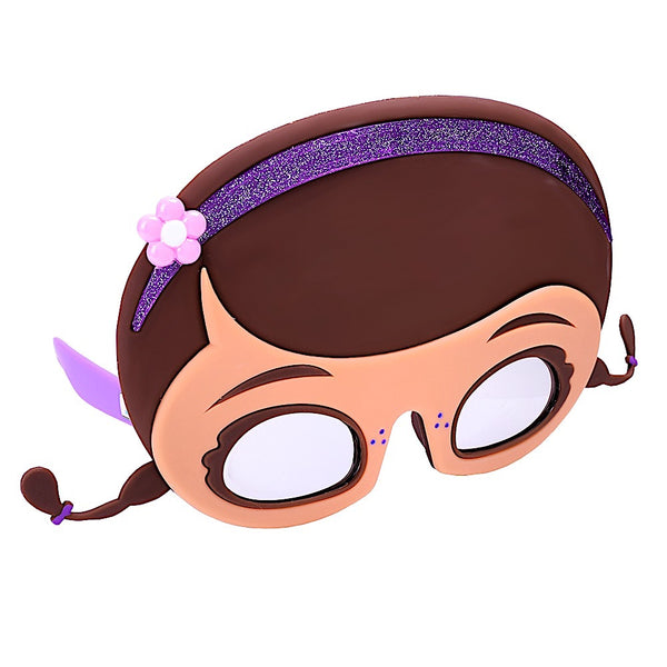 "Doc McStuffins ""Disney Junior"" #SunStaches"