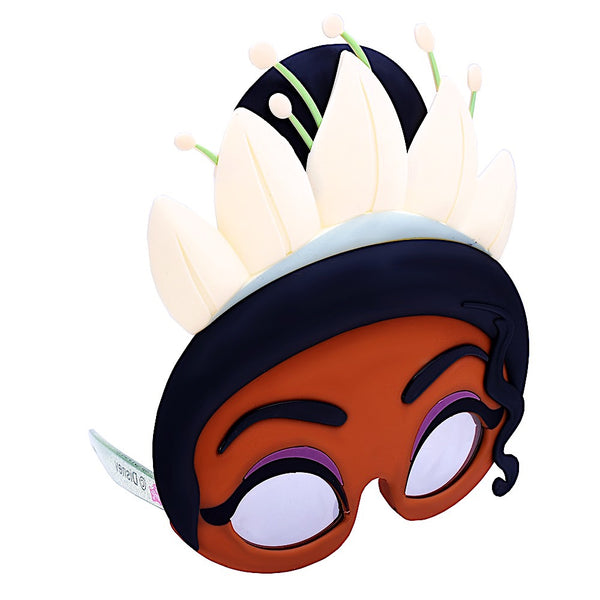 "Princess Tiana ""The Princess and the Frog"" #SunStaches"