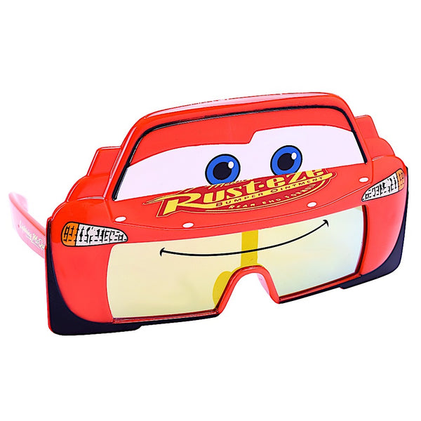 Lightning McQueen Sun-Staches®