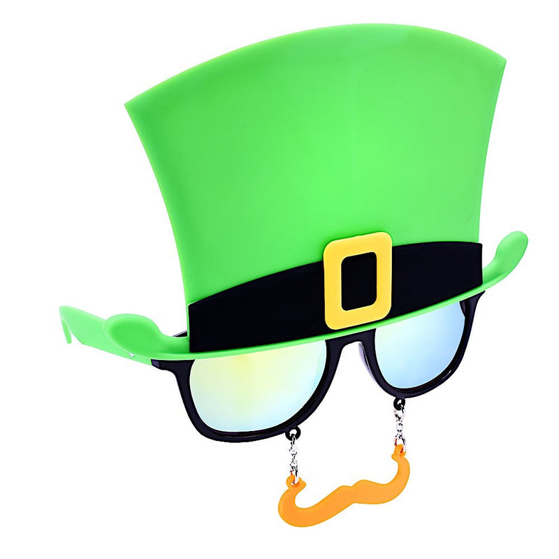 Lenny The Leprechaun Sun-Staches®