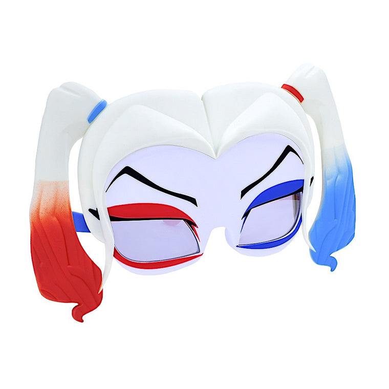 Harley Quinn Pigtails Sun-Staches®