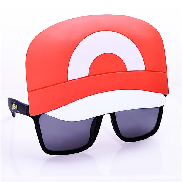 "Ash Cap ""Pokémon"" #Sunstaches"