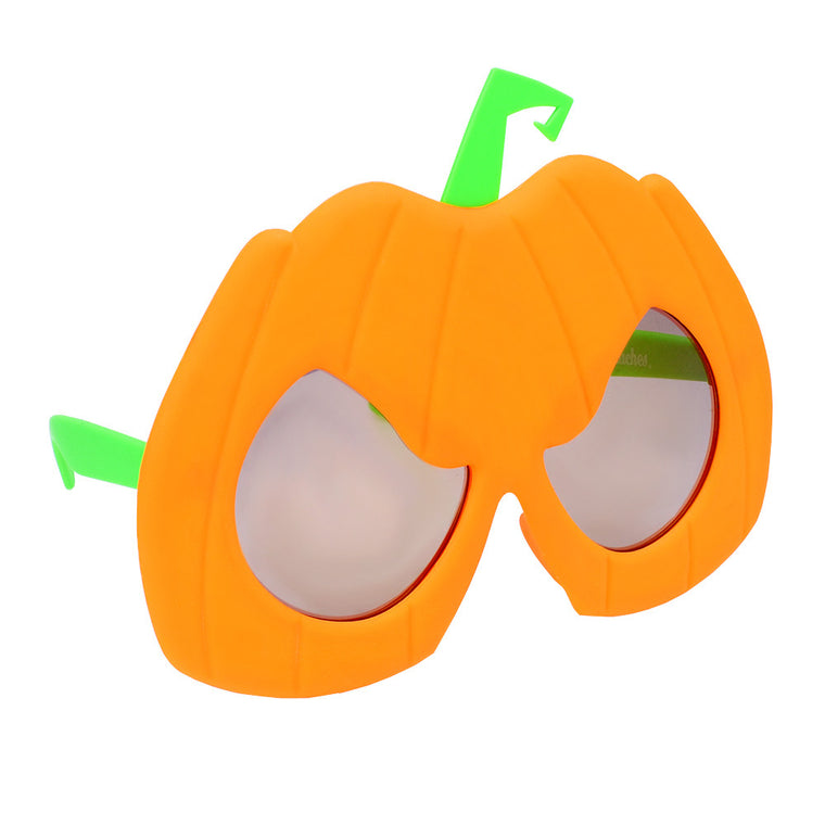 Pumpkin Head Sun-Staches®