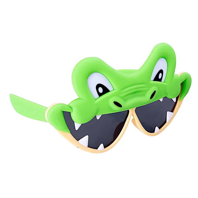 Kids Alligator Sun-Staches®
