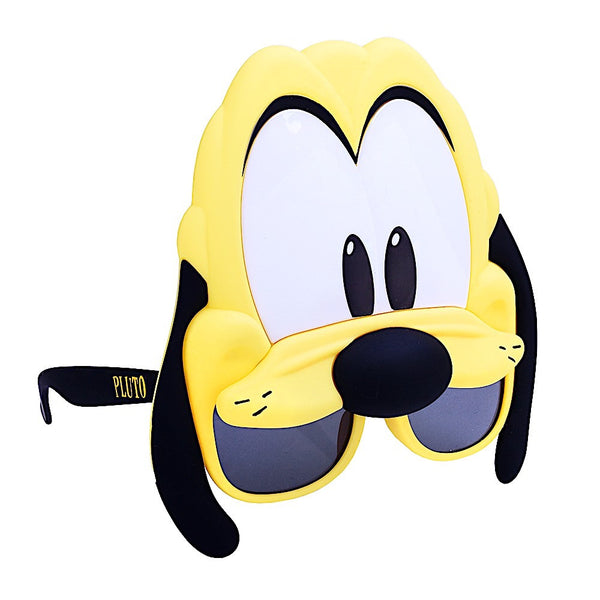 "Pluto ""Disney Mikey Mouse and Friends"" #SunStaches"