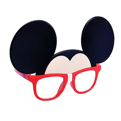 Mickey Mouse Nerd Sun-Staches®