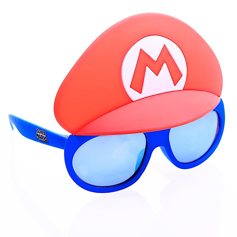 Super Mario Lil Character Sun-Staches®