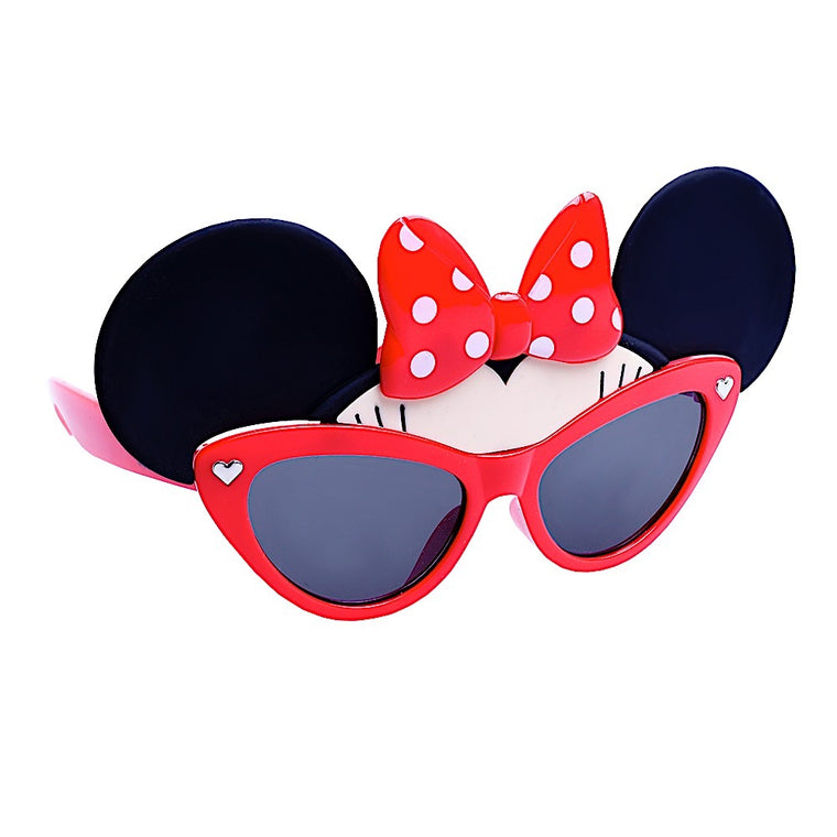 Minnie Mouse Glasses Lil Character Sun-Staches