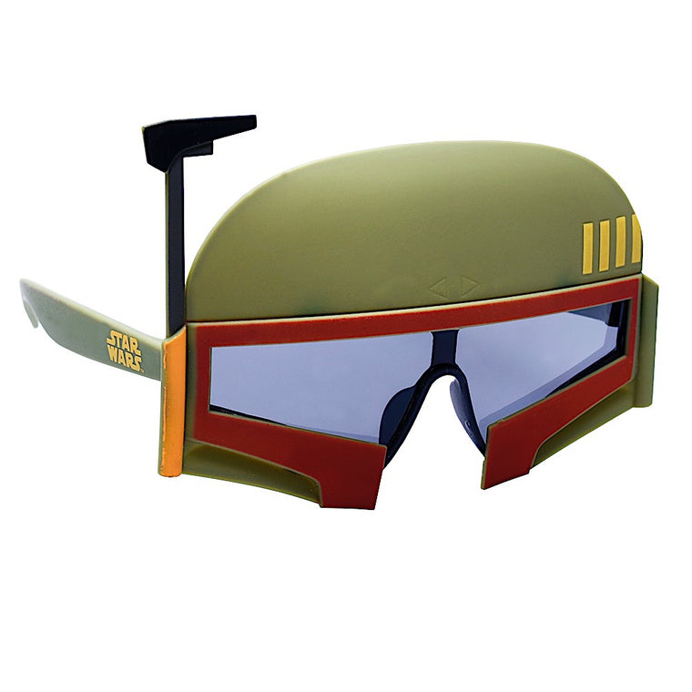Star Wars Boba Lil' Characters Fett Sun-Staches
