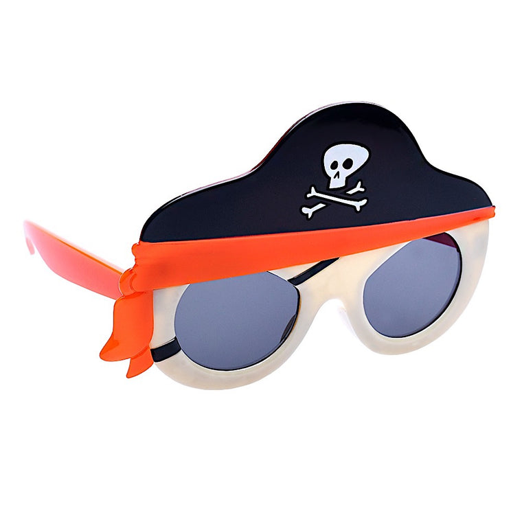 Pirate Lil Character Sun-Staches®