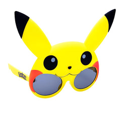 Pikachu Lil' Characters Sun-Staches