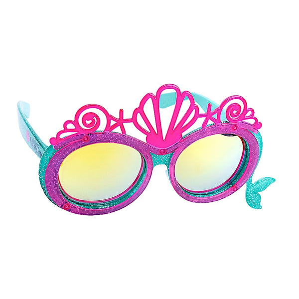 Ariel Lil' Characters Shell Crown Sun-Staches®