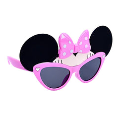 Minnie Mouse Pink Bow Lil Character Sun-Staches