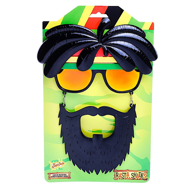 Rasta Sun-Staches®