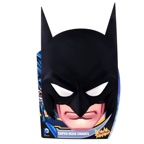 Hide your secret identity with these Batman Dark Knight Sun-Staches.
