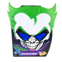Put a smile on everyone's face with The Joker Sun-Staches.