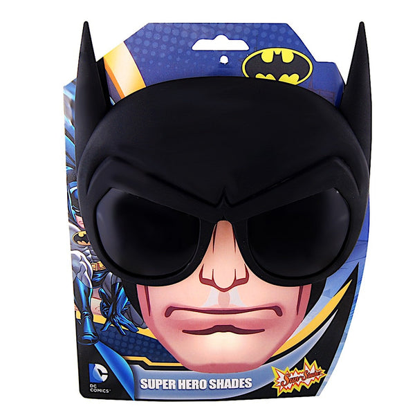 The Caped Crusader Sun-Staches®