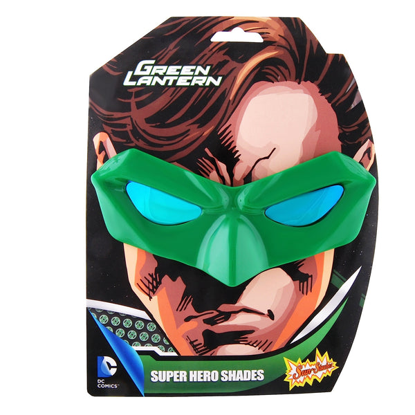 The Green Lantern Sun-Staches®