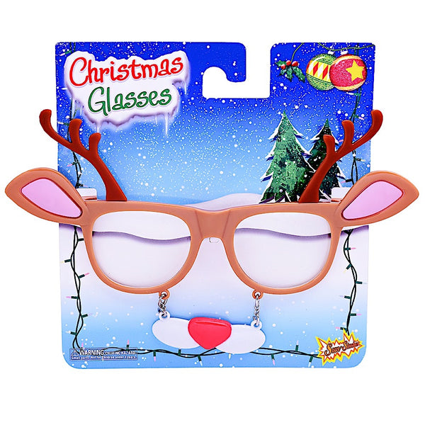 Rudolph the Red Nosed Reindeer Sun-Staches®