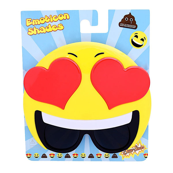 Emoji Hearts Sun-Staches®