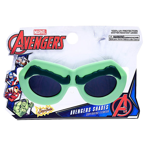 "Kids Hulk ""Marvel"" #SunStaches"