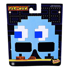 "Blue Ghost ""Pac-Man"" Sun-Staches®"