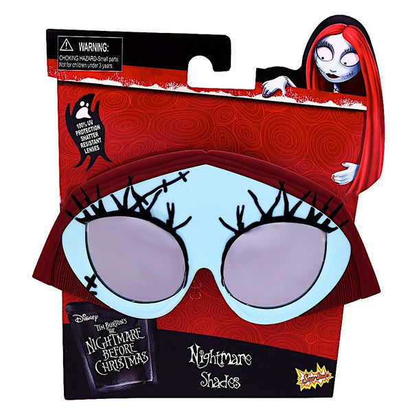 "Sally ""Nightmare Before Christmas"" Sun-Staches®"