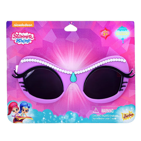 "Kids Shimmer ""Shimmer and Shine"" Sun-Staches®"