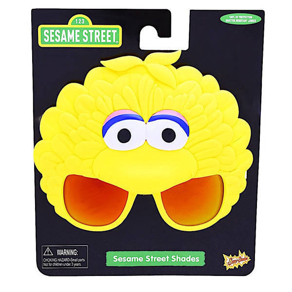 "Big Bird ""Sesame Street"" #SunStaches"