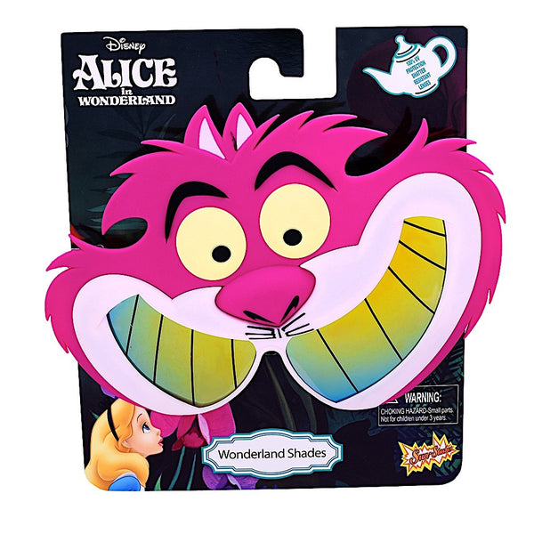"Cheshire Cat ""Disney's Alice in Wonderland"" #SunStaches"