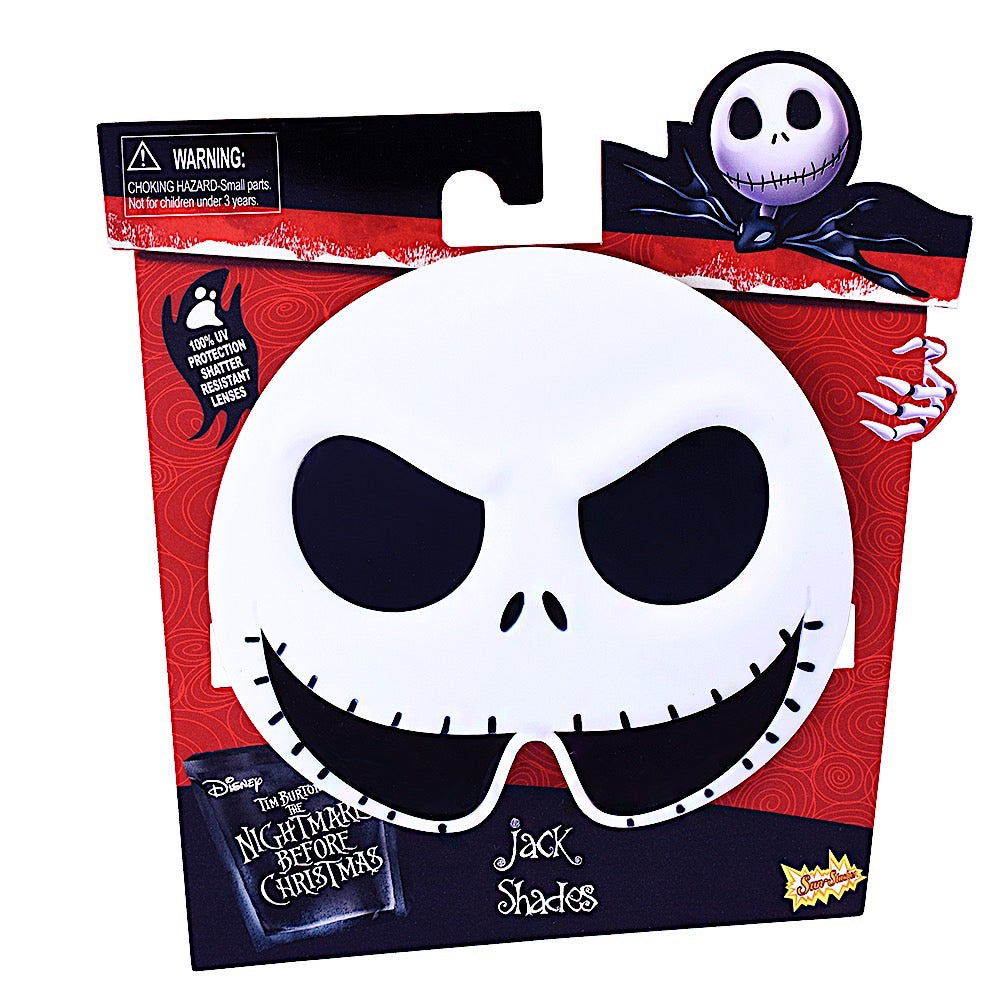 Nightmare Before Christmas Sun-Staches® – Sunstaches