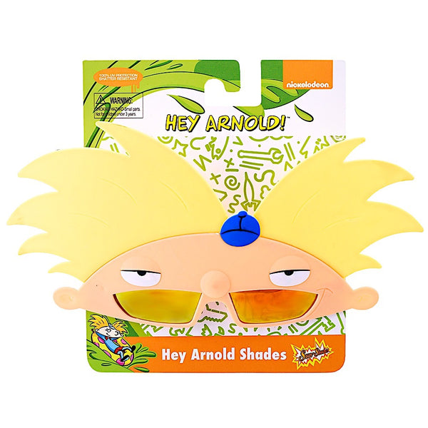 Hey Arnold! Sun-Staches®