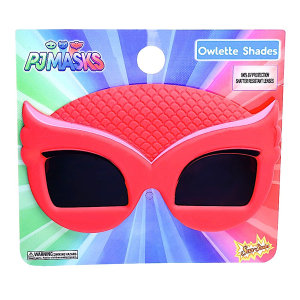Lil' Character PJ Mask Owlette Sun-Staches