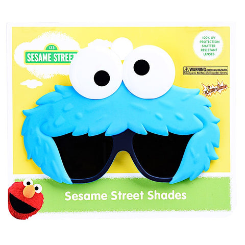 Lil' Characters Cookie Monster Sunstaches