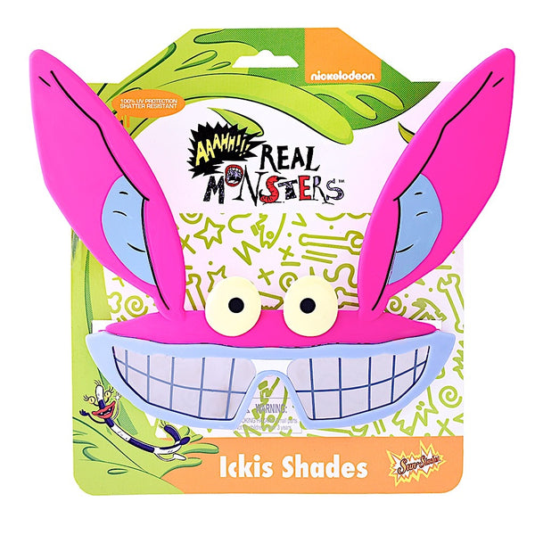 Ickis Aaahh!! Real Monsters Sun-Staches®