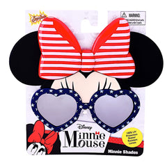 Americana Minnie Mouse Sun-Staches®