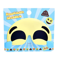 Laughing to Tears Emoji Lil Character Sun-Staches®