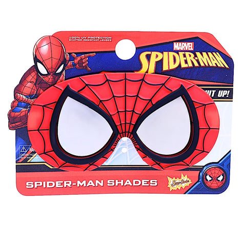 "Lil Character Spider Man ""Marvel"" Sun-Staches"