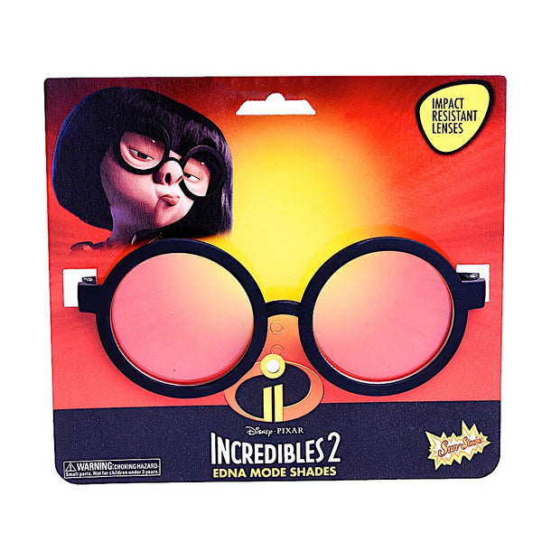 Edna Mode Sun-Staches®