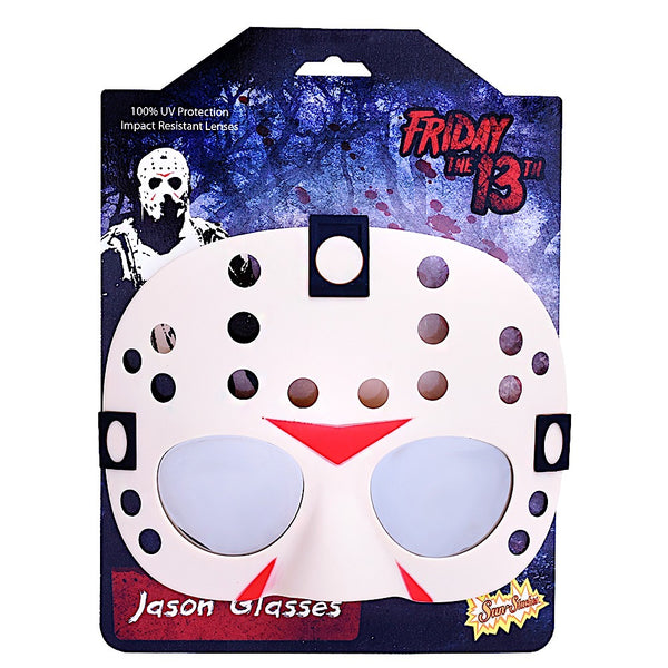 Friday the 13th Jason Sun-Staches®