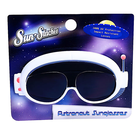 Astronaut Lil Character Sun-Staches®