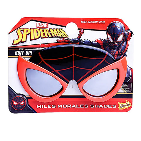 Miles Morales Lil Character Sun-Staches