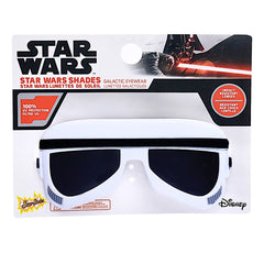 Star Wars Storm Trooper Lil Character Sun-Staches