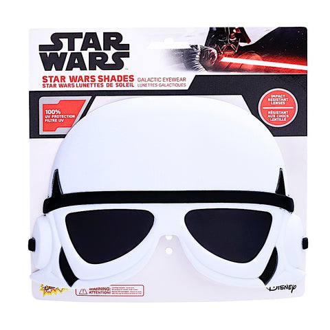 Star Wars Storm Trooper Sun-Staches