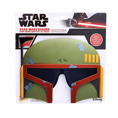 Star Wars Boba Fett Sun-Staches