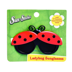 Ladybug Lil Character Sun-Staches®