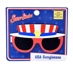 Uncle Sam Lil' Characters Sun-Staches