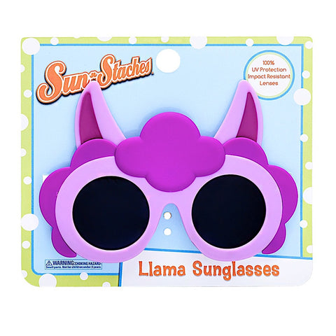 Purple Llama Lil' Characters Sun-Staches®