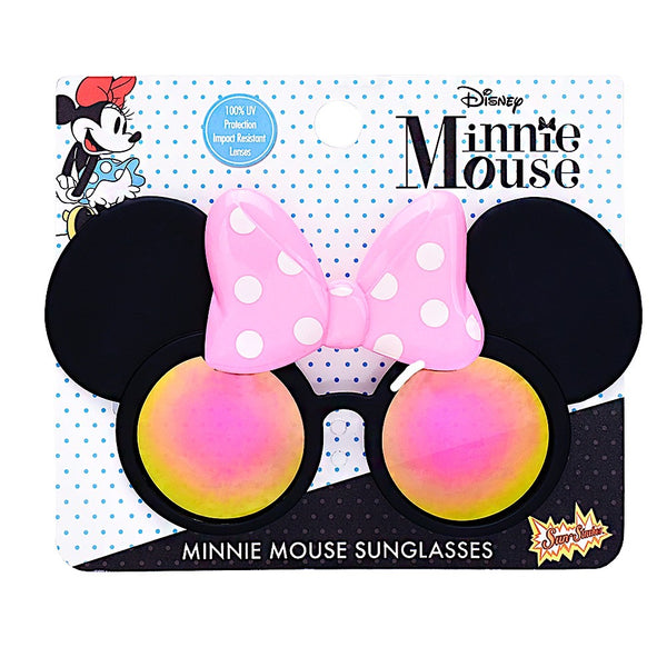 Minnie Mouse Pink Bow Lil' Characters Sun-Staches®