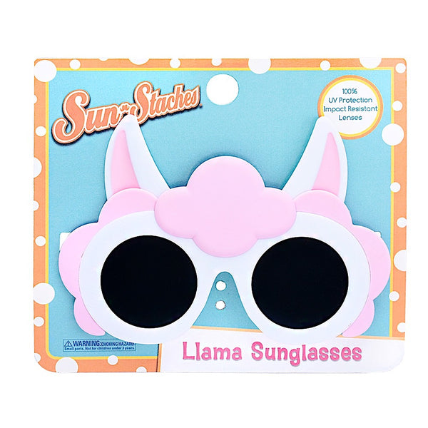 Pink Llama Lil' Characters Sun-Staches®